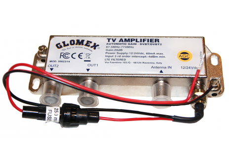 AMPLIFICATORE GLOMEX 50023/14