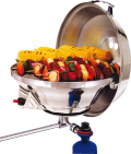 BARBECUE MARINE KETTLE 2 A GAS