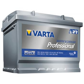 BATTERIA VARTA PROFESSIONAL DC