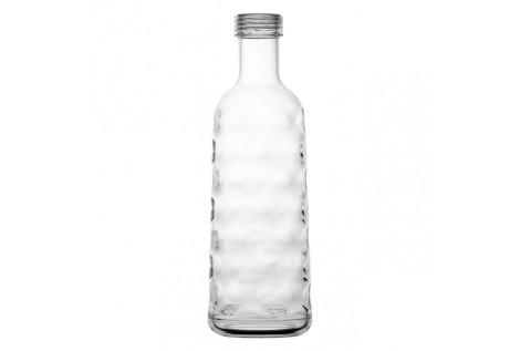 Bottiglia in  metistirene