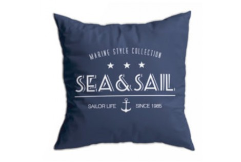 Cuscino arredo Santorini Sea & Sail